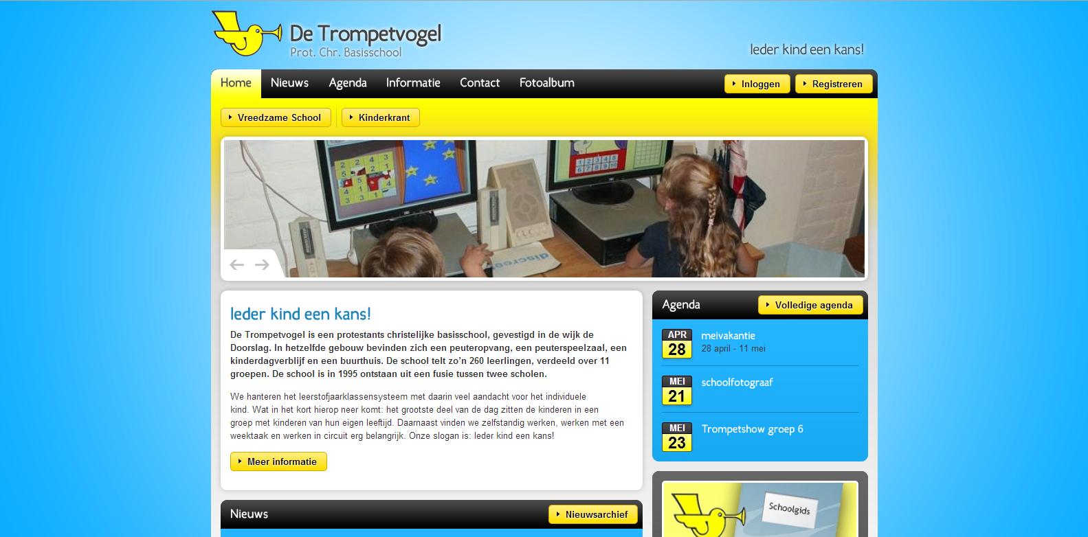 Basisschool de Trompetvogel